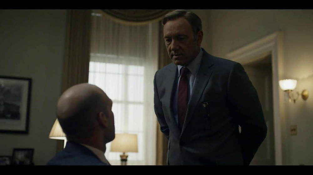 Netflix TV Commercial, 'House of Cards'