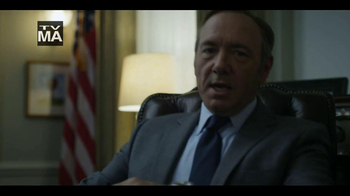 Netflix TV Spot, 'House of Cards' - Thumbnail 1