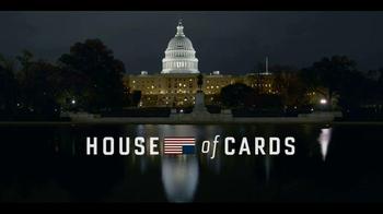 Netflix TV Spot, 'House of Cards' - Thumbnail 10