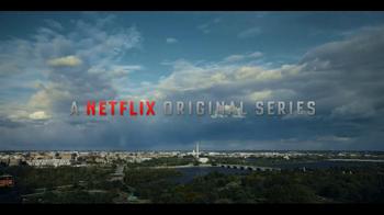 Netflix TV Spot, 'House of Cards' - Thumbnail 3