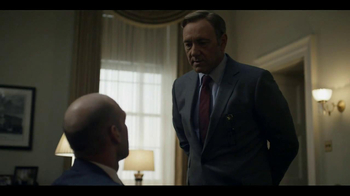 Netflix TV Spot, 'House of Cards' - 1349 commercial airings