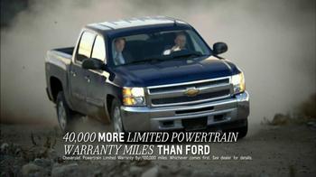 Chevrolet Silverado TV Spot 'Comparing'  - Thumbnail 3