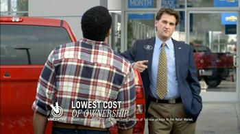 Chevrolet Silverado TV Spot 'Comparing'  - Thumbnail 4