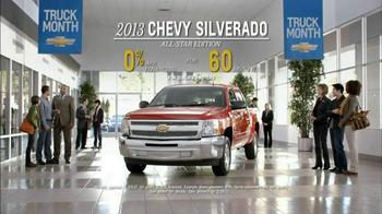 Chevrolet Silverado TV Spot 'Comparing'  - Thumbnail 7