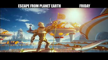 Escape From Planet Earth  - Alternate Trailer 15