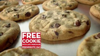 Subway FebruANY TV Spot, 'Free Cookie Day' Feat. Mike Lee, Nastia Liukin - 22 commercial airings