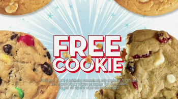 Subway FebruANY TV Spot, 'Free Cookie Day' Feat. Mike Lee, Nastia Liukin - Thumbnail 8