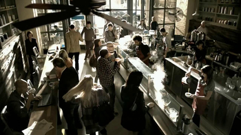 Buick Verano Turbo TV Spot, 'Coffee Bar' - Thumbnail 5