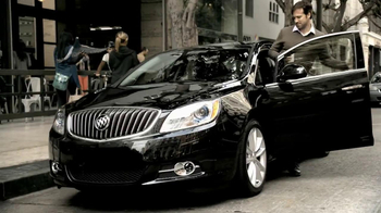 Buick Verano Turbo TV Spot, 'Coffee Bar' - Thumbnail 9