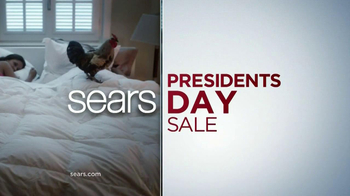 Sears Presidents\' Day Sale Mattress Closeout TV Spot