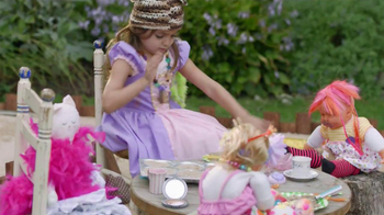 Tide+Downy TV Spot, 'Princess Dress'  - 31484 commercial airings