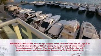 Travel Channel's Trip of a Lifetime TV Spot  - Thumbnail 8