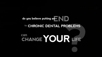 ClearChoice TV Spot, 'An End to Chronic Dental Problems' - Thumbnail 1