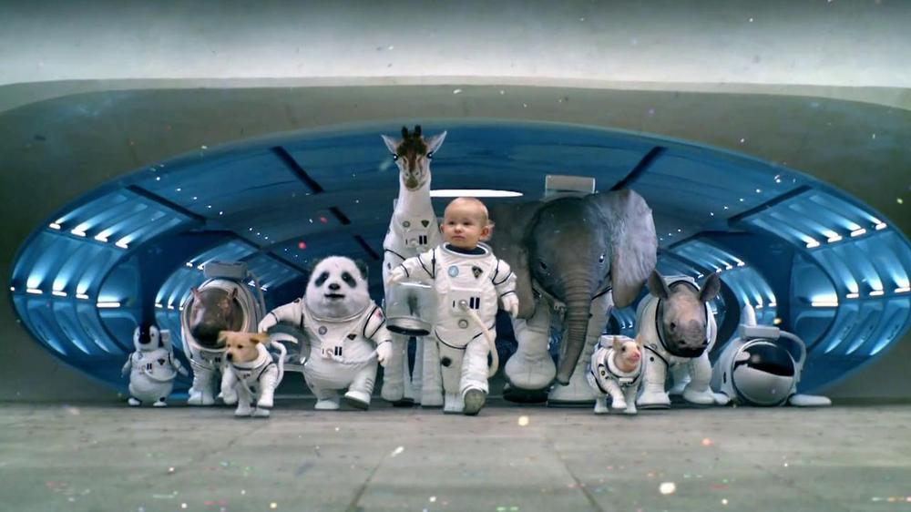 Kia Sorento Super Bowl 2013 Teaser, 'Space Babies'