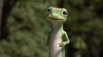 GEICO TV Spot, 'Gecko Behind the Scenes'