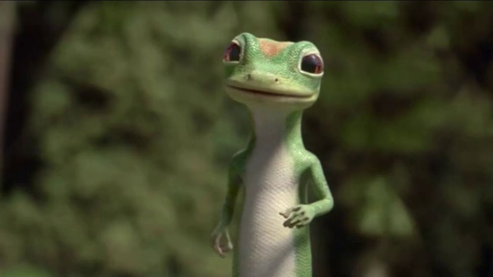 GEICO TV Commercial, 'Gecko Behind the Scenes'