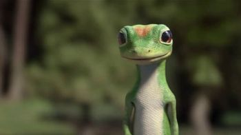 GEICO TV Spot, 'Gecko Behind the Scenes' - Thumbnail 1