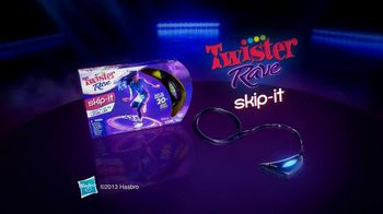 Twister Rave Skip It TV Spot, 'Light It Up' Song by Britt Nicole - 1112 commercial airings