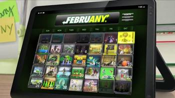 Subway FebruANY 2013 TV Spot, 'Mermaid' - Thumbnail 1