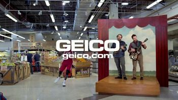 GEICO TV Spot, 'Happier Than Dikembe Mutombo' - Thumbnail 5