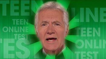 Jeopardy TV Spot, 'Teen Online Test'
