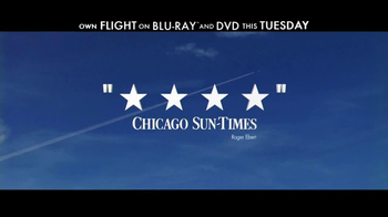 Flight Blu-ray and DVD TV Spot  - Thumbnail 3