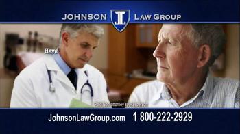 Johnson Law Group TV Spot, 'Mesothelioma' - Thumbnail 1