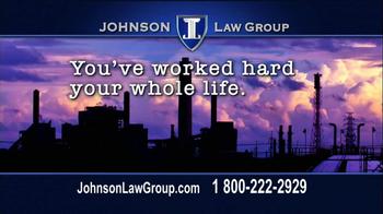 Johnson Law Group TV Spot, 'Mesothelioma' - Thumbnail 7