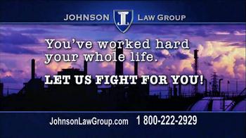 Johnson Law Group TV Spot, 'Mesothelioma' - Thumbnail 8