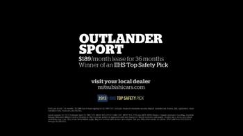 2013 Mitsubishi Outlander Sport TV Spot, 'Unpretentious'  - Thumbnail 9