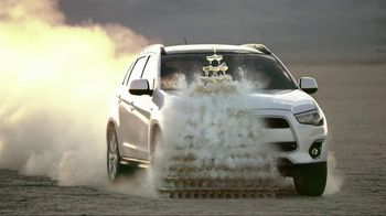 2013 Mitsubishi Outlander Sport TV Spot, 'Unpretentious'