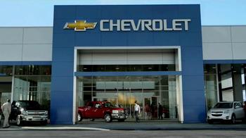 2013 Chevrolet Silverado TV Spot, 'Tree Trunk' - Thumbnail 1