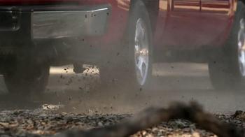 2013 Chevrolet Silverado TV Spot, 'Tree Trunk' - Thumbnail 3