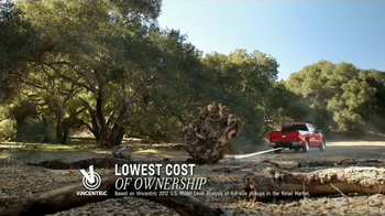 2013 Chevrolet Silverado TV Spot, \'Tree Trunk\'