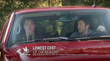 2013 Chevrolet Silverado TV Spot, 'Tree Trunk' - Thumbnail 5