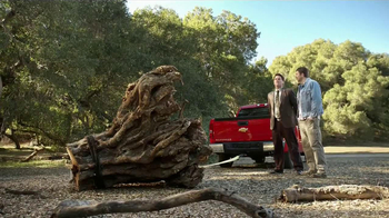 2013 Chevrolet Silverado TV Spot, 'Tree Trunk' - Thumbnail 6