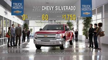 2013 Chevrolet Silverado TV Spot, 'Tree Trunk' - Thumbnail 8