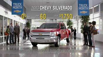 2013 Chevrolet Silverado TV Spot, 'Tree Trunk' - Thumbnail 9