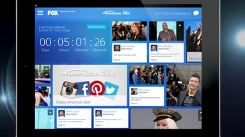 FOX American Idol App TV Spot - 2 commercial airings