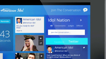 FOX American Idol App TV Spot - Thumbnail 2