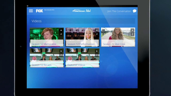 FOX American Idol App TV Spot - Thumbnail 6