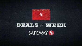 Safeway Deals of the Week TV Spot, 'DiGiorno, Dreyers'