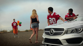 Mercedes-Benz Extended Super Bowl 2013 TV Spot, 'Car Wash' Feat. Kate Upton - Thumbnail 9