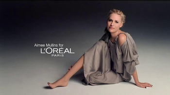 L'Oreal True Match TV Spot, 'Unique Story' Featuring Aimee Mullins