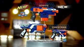 Nerf N-Strike Elite Blasters TV Spot, 'Stryfe, Firestrike, Strongarm' - Thumbnail 10