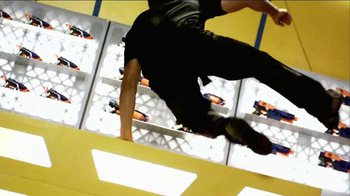 Nerf N-Strike Elite Blasters TV Spot, 'Stryfe, Firestrike, Strongarm' - Thumbnail 3