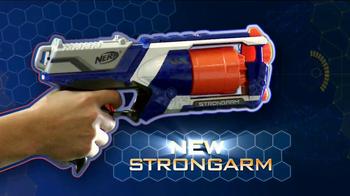 Nerf N-Strike Elite Blasters TV Spot, 'Stryfe, Firestrike, Strongarm' - Thumbnail 6