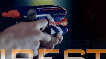 Nerf N-Strike Elite Blasters TV Spot, 'Stryfe, Firestrike, Strongarm' - Thumbnail 7