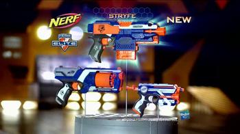 Nerf N-Strike Elite Blasters TV Spot, 'Stryfe, Firestrike, Strongarm' - Thumbnail 9