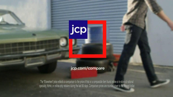 JCPenney TV Spot 'Compare: Men's Jeans' - Thumbnail 8